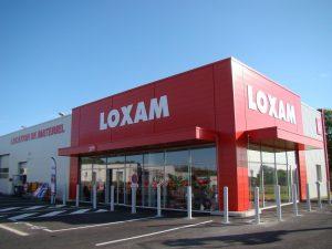 La nouvelle agence Loxam (Orléans-Nord) sera inaugurée le 19 avril 2018a