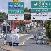 Requalification de la RD 2020 Nord entre le giratoire des Cinémas « Pathé » et le Chapit'O