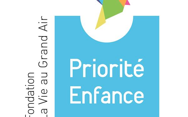 """Fondation """"La vie au grand air"""" - Priorité enfance"""